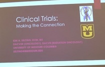 Clinical trials: Making the Connection