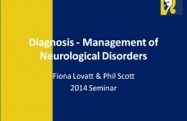 Diagnosis - Management of Neurological Disorders