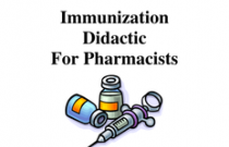 Immunization Didactic Training: For Pharmacist