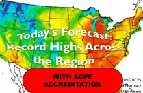 Today's Forecast: Record Highs Across the Region. - Pharmacists