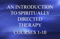 EMBODIED AWARENESS: AN INTRODUCTION TO SPIRITUALLY DIRECTED THERAPY