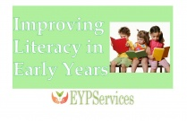 Improving Literacy In Early Years
