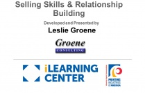 Selling Skills & Relationship Building