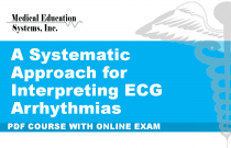 A Systematic Approach for Interpreting ECG Arrhythmias