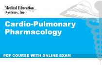 Cardio-Pulmonary Pharmacology
