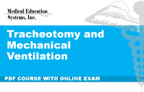 Tracheotomy and Mechanical Ventilation