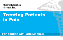 Treating Patients in Pain