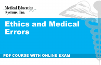 Ethics and Medical Errors