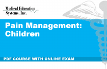 Pain Management: Children