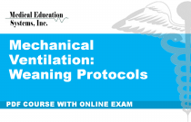 Mechanical Ventilation: Weaning Protocols