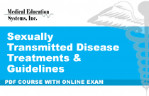 Sexually Transmitted Disease Treatments & Guidelines