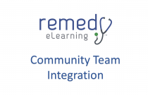 Community Team Integration