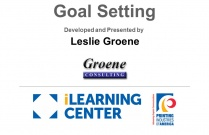 Goal Setting and Planning