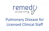 Pulmonary Disease for Licensed Clinical Staff