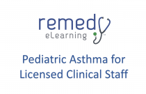 Pediatric Asthma for Licensed Clinical Staff