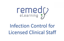 Infection Control for Licensed Clinical Staff