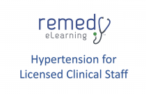 Hypertension for Licensed Clinical Staff