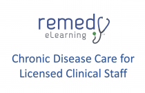 Chronic Disease Care for Licensed Clinical Staff