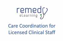 Care Coordination for Licensed Clinical Staff