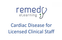Cardiac Disease for Licensed Clinical Staff