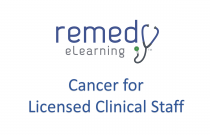 Cancer for Licensed Clinical Staff