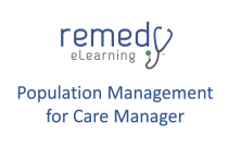Population Management for Care Manager