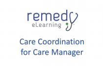 Care Coordination for Care Manager