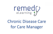 Chronic Disease Care for Care Manager