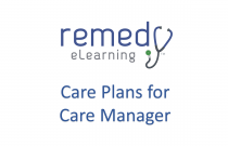 Care Plans for Care Manager