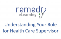 Understanding Your Role for Health Care Supervisor