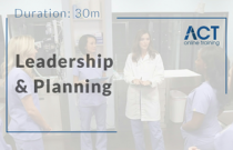Leadership and Planning