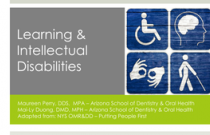 Module 3: Learning & Intellectual Disabilities