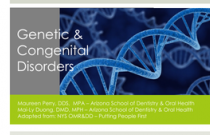 Module 7: Genetic & Congenital Disorders