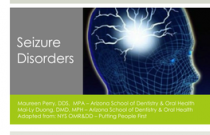 Module 8: Seizure Disorders