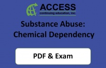 Substance Abuse - Chemical Dependency