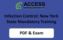 Infection Control: New York State Mandatory Training
