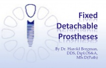 Course 9: Fixed Detachable Prostheses