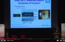 Les options de lentilles cornéennes pour les patients souffrants de sécheresse oculaire - C.O.C. 2016 - AOF