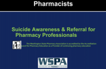 Suicide Awareness & Referral for Pharmacy Professionals - for Pharmacists