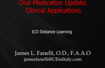 Oral Medications: Clinical Utilization