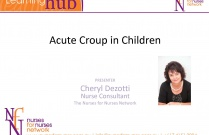 Acute Croup in Children