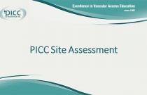 PICC Site Assessment