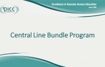 Central Line Bundle Program