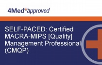 SELF-PACED: Certified MACRA-MIPS Quality Professional (CMQP)
