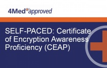 SELF-PACED: Certificate of Encryption Awareness Proficiency (CEAP)