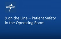 9 on the Line - Patient Safety in the Operating Room