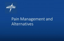Pain Management and Alternatives