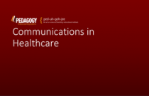 Communications in Healthcare