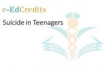 Suicide in Teenagers