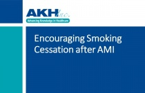 Encouraging Smoking Cessation After AMI